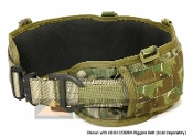 HSGI Sure-Grip™ Padded Belt, Cammo Medium