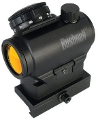 BUSHNELL TACTICAL RED DOT W/RISER TRS-25