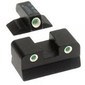 Trijicon Glock 20, 21 sf, 29, 30, 31, 31, 37 Dot Front and Rear