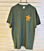 SOLAR TACTICAL LOGO T-SHIRT. LARGE