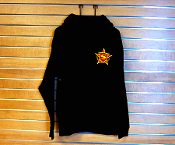 SOLAR TACTICAL LOGO HOODIE LARGE