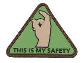 THIS IS MY SAFTEY