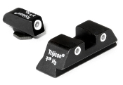 Trijicon 9mm/.40 Dot Front and Rear Night Sight