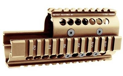 MI-AK SERIES  RAILED HANDGUARD FDE
