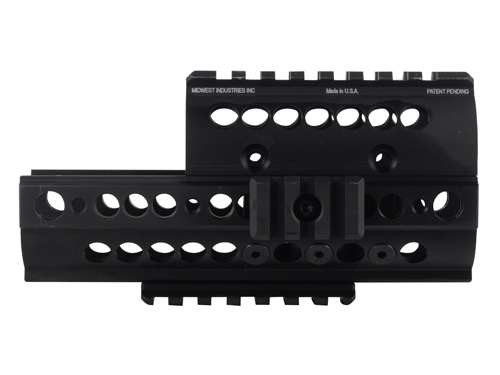 MI-AKSS SERIES  RAILED HANDGUARD BLK